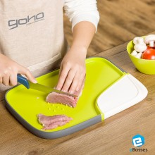 New Multi-purpose Cutting Chopping Board Use for Both Sides