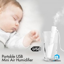 New Portable USB Mini Air Pocket Humidifier