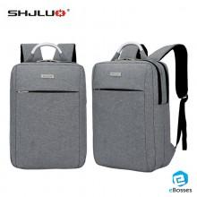 SHJLUO Korean Version Computer Shoulder Bag 15.6 inch / 14-inch Business Backpack