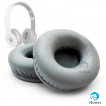 New Headphone Replacement Ear Pad Cushion For Beats Dr.Dre SOLO HD (Grey)