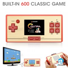 Coolbaby RS-20 Built 600 Nintendo games 2.6 inch screen Children's game 8BIT