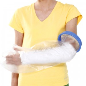 Seal Tight Bandage Protector, Best Watertight Protection, Adult Long Arm