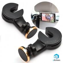 Car Multi-unction Bracket Hook Magnet Mobile Phone Bracket (2 Units)